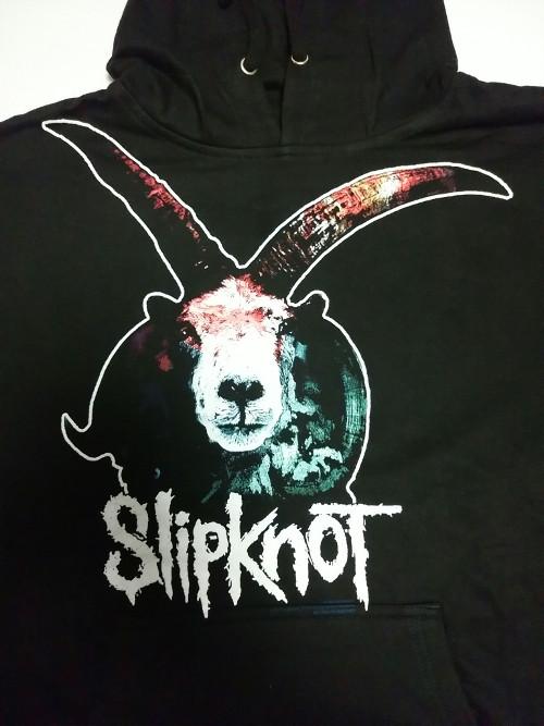 【在庫有り】SLIPKNOT -スリップノット- GRAPHIC GOAT 「グラフィック・ゴート」 パーカー Mサイズ