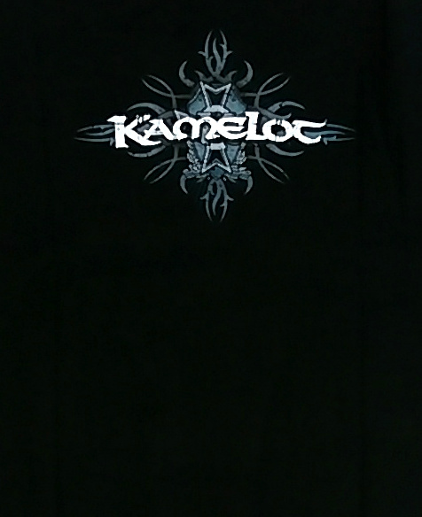 【在庫有り商品】KAMELOT -キャメロット- TRIBAL LOGO 「トライバル・ロゴ」 レディースTシャツ Lサイズ【コレクターズアイテム】