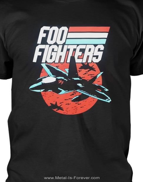 FOO FIGHTERS -フー・ファイターズ- JETS BLACK 「ジェッツ・ブラック」 Tシャツ