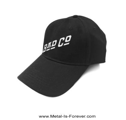BAD COMPANY (バッド・カンパニー) LOGO 「ロゴ」 ベースボール・キャップ