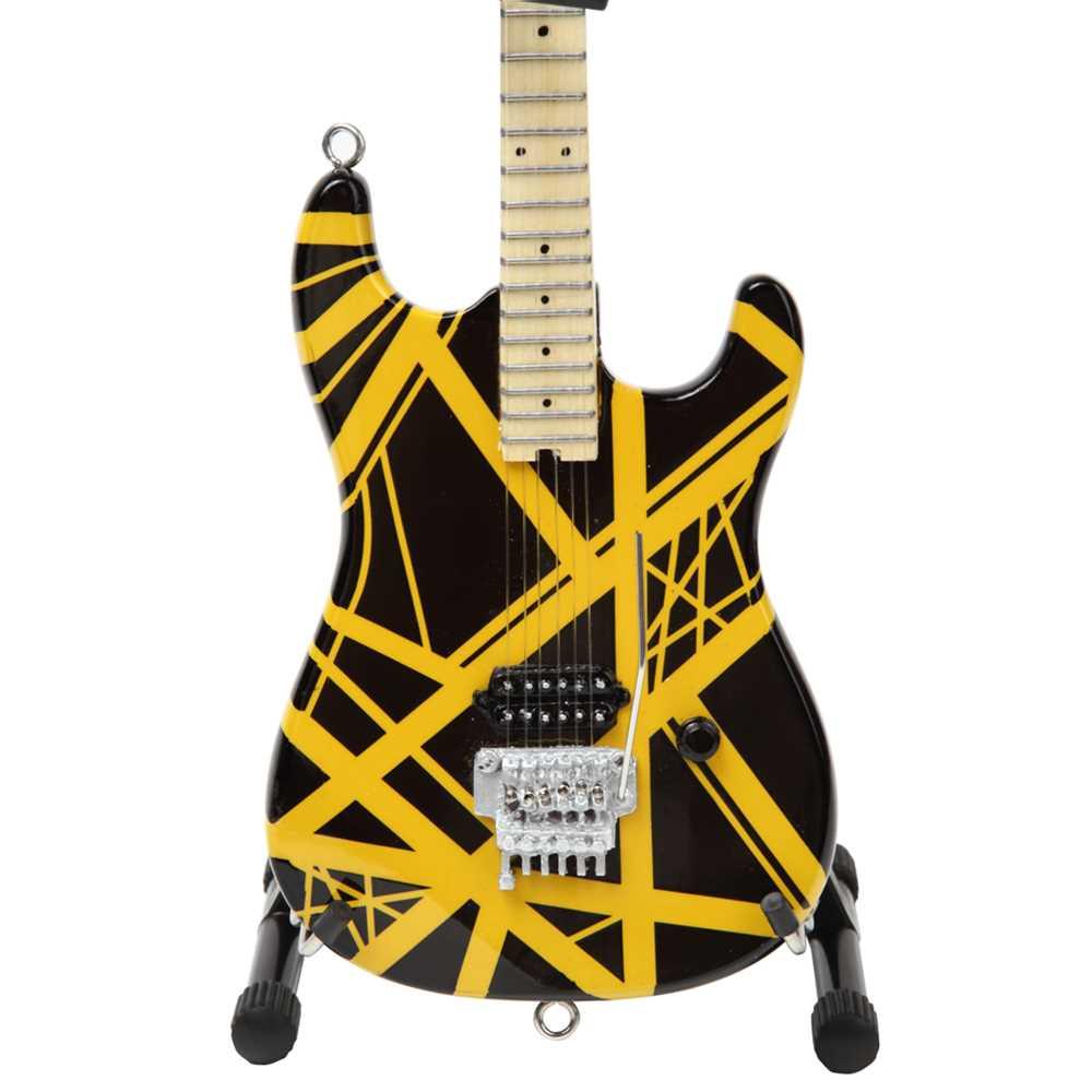 EDDIE VAN HALEN (エディ・ヴァン・ヘイレン) Officially Licensed EVH 3 Set / ミニチュア / ミニチュア楽器