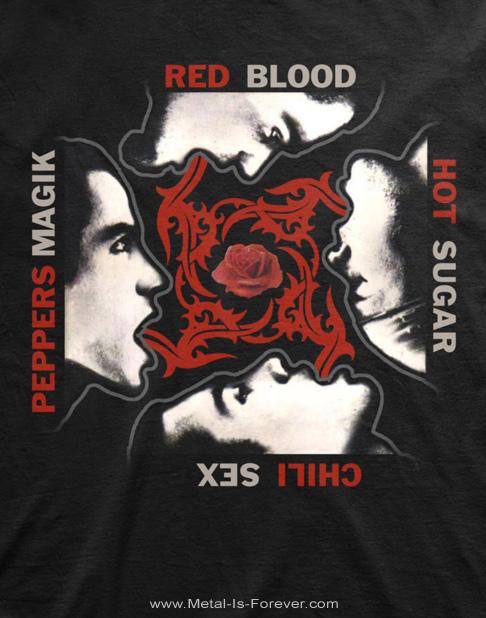 RED HOT CHILI PEPPERS -レッド・ホット・チリ・ペッパーズ- BLOOD SUGAR SEX MAGIK 「ブラッド・シュガー・セックス・マジック」 Tシャツ