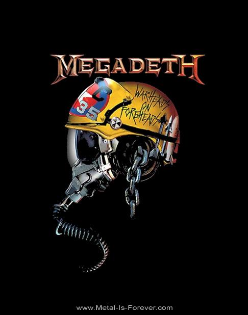 MEGADETH -メガデス- FULL METAL VIC 「フル・メタル・ヴィック」 Tシャツ