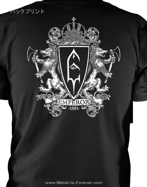 EMPEROR -エンペラー- AS THE SHADOWS RISE 「アズ・ザ・シャドウズ・ライズ」  Tシャツ
