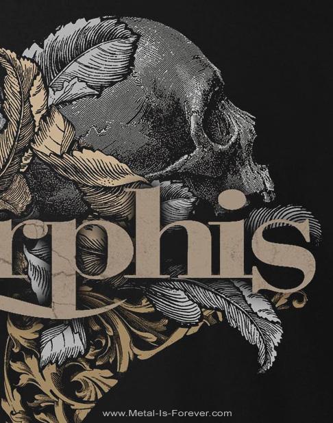 AMORPHIS (アモルフィス) SKULLS 「スカルズ」 レディース・タンクトップ