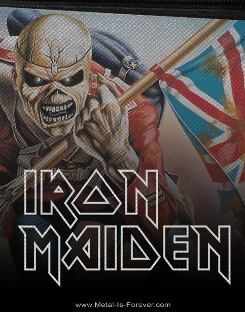 IRON MAIDEN (アイアン・メイデン) THE TROOPER 「明日なき戦い」 ボディバッグ