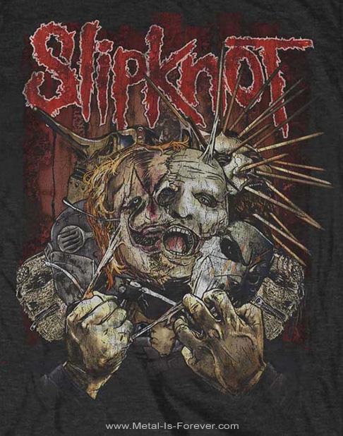SLIPKNOT (スリップノット) TORN APART 「トーン・アパート」 Tシャツ