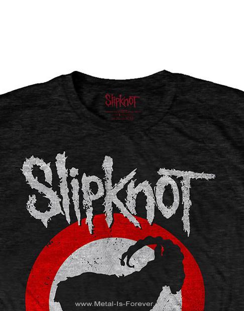 SLIPKNOT (スリップノット) IOWA GOAT 「アイオワ・ゴート」 Tシャツ
