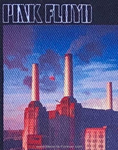 PINK FLOYD (ピンク・フロイド) ANIMALS 「アニマルズ」 アイロン・ワッペン