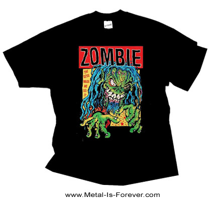 ROB ZOMBIE -ロブ・ゾンビ- DEVIL MADE ME DO IT 「デヴィル・メイド・ミー・ドゥ・イット」 Tシャツ