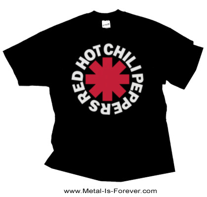 RED HOT CHILI PEPPERS -レッド・ホット・チリ・ペッパーズ- ASTERISK 「アスタリスク」 Tシャツ