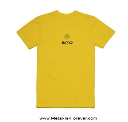 BRING ME THE HORIZON -ブリング・ミー・ザ・ホライズン- AMO 「アモ」 六芒星 Tシャツ(黄色)