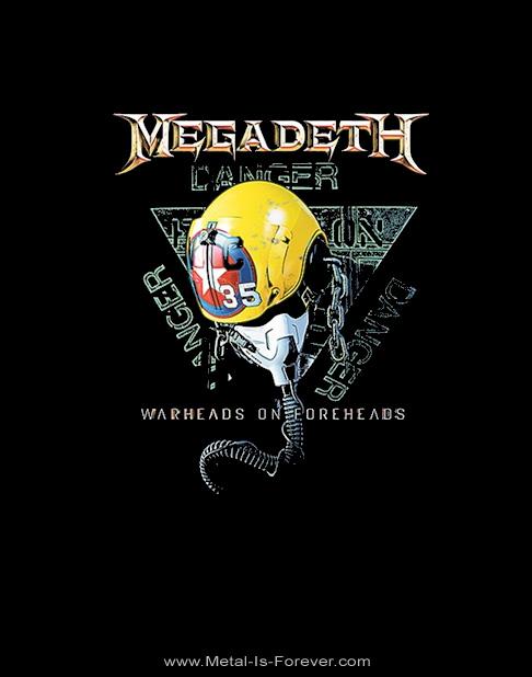 MEGADETH -メガデス- VC35 Tシャツ