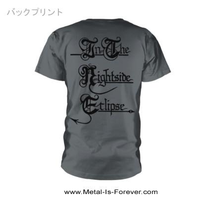 EMPEROR -エンペラー- IN THE NIGHTSIDE ECLIPSE 「闇の皇帝」 Tシャツ(チャコール・グレー)