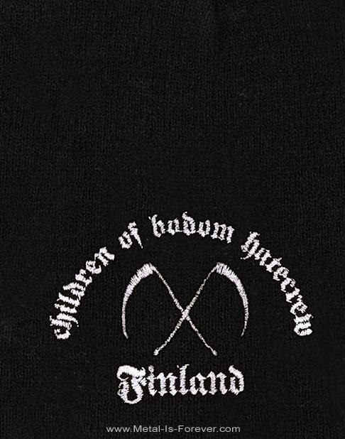 CHILDREN OF BODOM -チルドレン・オブ・ボドム- HATECREW / FINLAND 「ヘイトクルー/フィンランド」 ニットキャップ