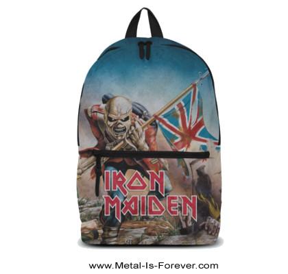 IRON MAIDEN (アイアン・メイデン) THE TROOPER 「明日なき戦い」 リュックサック