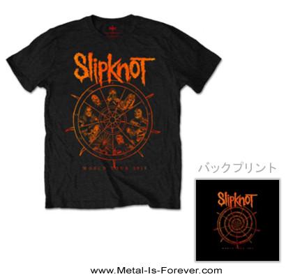 SLIPKNOT (スリップノット) THE WHEEL 「ザ・ホイール」 Tシャツ