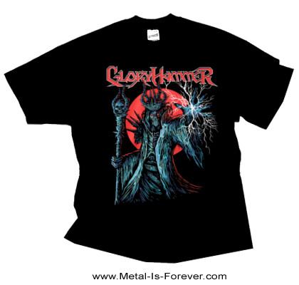 GLORYHAMMER (グローリーハンマー) UNIVERSE ON FIRE 「ユニヴァース・オン・ファイア・オン・ファイア」 Tシャツ