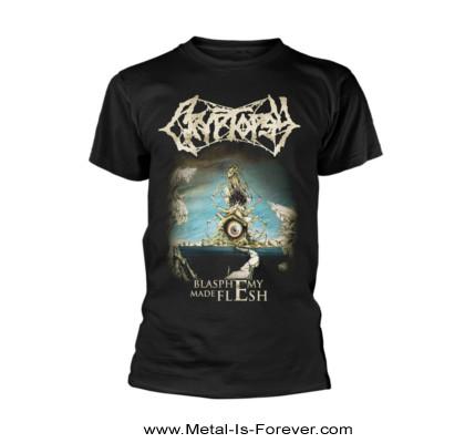 CRYPTOPSY (クリプトプシー) BLASPHEMY MADE FLESH 「ブラスフェミー・メイド・フレッシュ」 Tシャツ