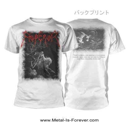 EMPEROR -エンペラー- RIDER 2019 「騎兵・2019」 Tシャツ(白)
