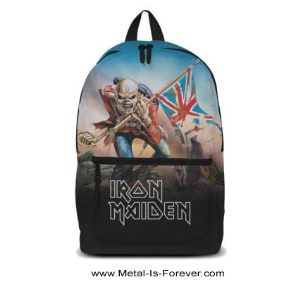 IRON MAIDEN (アイアン・メイデン) THE TROOPER 「明日なき戦い」 リュックサック Ver.2