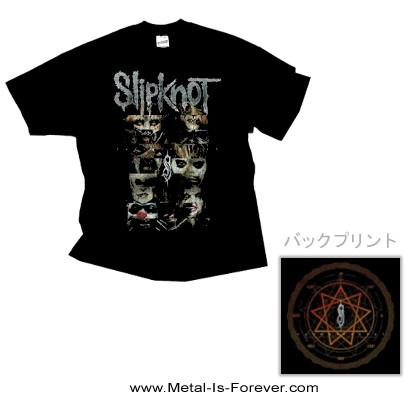 SLIPKNOT (スリップノット) CREATURES 「クリーチャーズ」 Tシャツ
