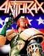 ANTHRAX (アンスラックス) I AM THE LAW 「アイ・アム・ザ・ロウ」 布製ポスター
