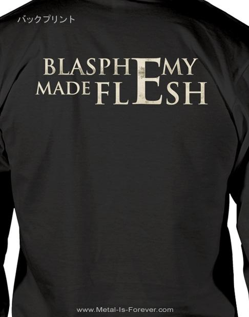CRYPTOPSY (クリプトプシー) BLASPHEMY MADE FLESH 「ブラスフェミー・メイド・フレッシュ」 長袖Tシャツ