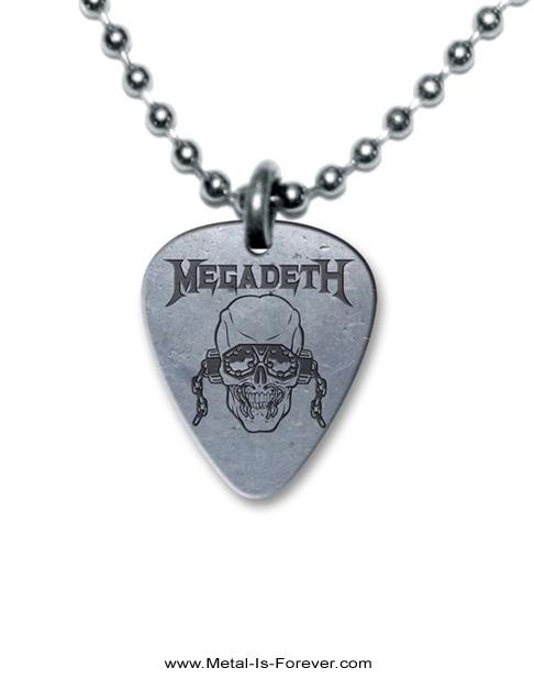 MEGADETH -メガデス- VIC RATTLEHEAD 「ヴィック・ラトルヘッド」 ネックレス