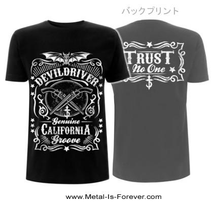 DEVILDRIVER (デヴィルドライヴァー) SAWED OFF 「ソード・オフ」 Tシャツ