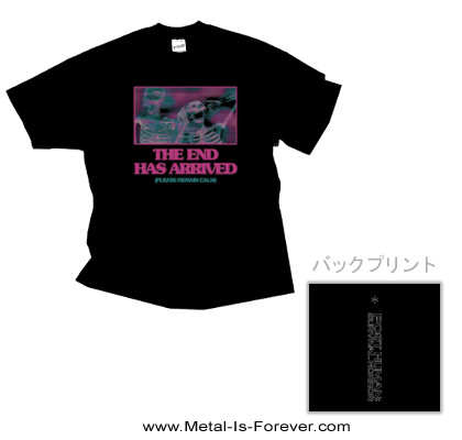 BRING ME THE HORIZON (ブリング・ミー・ザ・ホライズン) THE END 「ジ・エンド」 Tシャツ