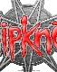 SLIPKNOT (スリップノット) 9 POINTED STAR 「9ポイント・スター」 ピンバッジ