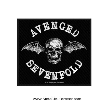 AVENGED SEVENFOLD (アヴェンジド・セヴンフォールド) DEATH BAT 「デスバット」 ワッペン