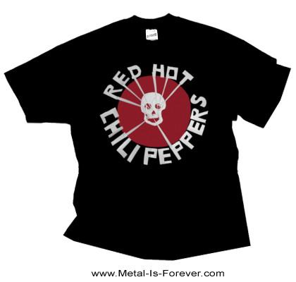 RED HOT CHILI PEPPERS -レッド・ホット・チリ・ペッパーズ- FLEA SKULL 「フリー・スカル」 Tシャツ