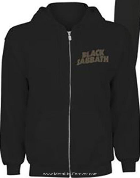 BLACK SABBATH -ブラック・サバス- 1978年 US ツアー レディース・ジップ・パーカー