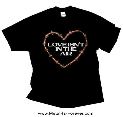 BRING ME THE HORIZON (ブリング・ミー・ザ・ホライズン) LOVE ISN'T IN THE AIR 「ラヴ・イズント・イン・ジ・エアー」 Tシャツ