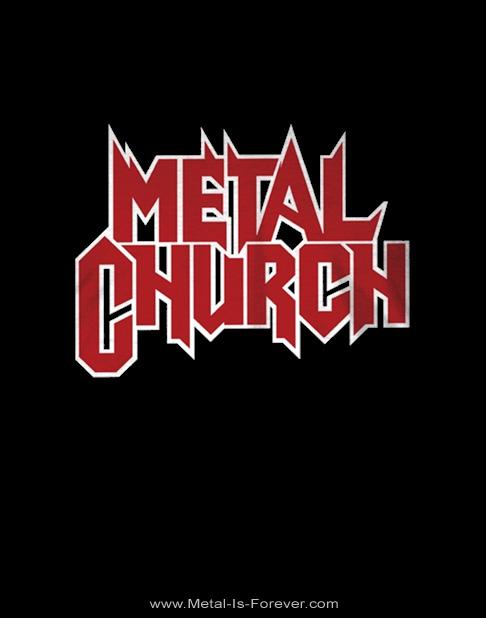 METAL CHURCH -メタル・チャーチ- THE DARK 「ザ・ダーク」 パーカー