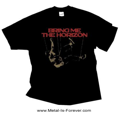 BRING ME THE HORIZON (ブリング・ミー・ザ・ホライズン) PUPPET 「パペット」 Tシャツ