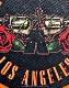 GUNS N' ROSES (ガンズ・アンド・ローゼズ) LOS ANGELES ORANGE 「ロサンゼルス・オレンジ」 ワッペン