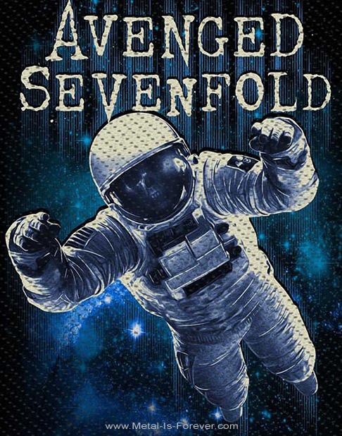 AVENGED SEVENFOLD (アヴェンジド・セヴンフォールド) THE STAGE 「ザ・ステージ」 ワッペン