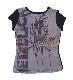 【在庫有り商品】METALLICA -メタリカ- SCARY GUY 「スケアリー・ガイ」  レディースTシャツ Sサイズ