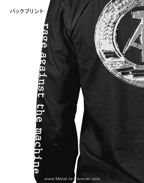 RAGE AGAINST THE MACHINE -レイジ・アゲインスト・ザ・マシーン- POWER STEMS 「パワー・ステム」 長袖Tシャツ