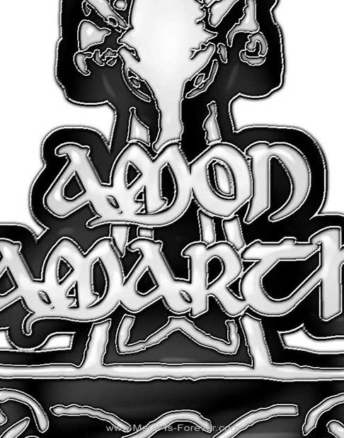 AMON AMARTH (アモン・アマース) THOR'S HAMMER 「トールハンマー」 ピンバッジ