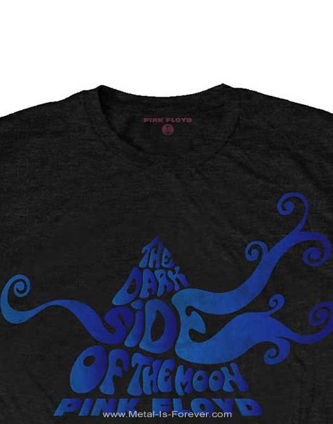 PINK FLOYD (ピンク・フロイド) THE DARK SIDE OF THE MOON 「狂気」 スワール Tシャツ