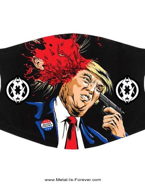 MUNICIPAL WASTE (ミュニシパル・ウェイスト) TRUMP 「トランプ・ウォールズ・オブ・デス」 マスク