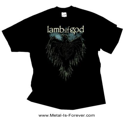 LAMB OF GOD -ラム・オブ・ゴッド- PHOENIX 「フェニックス」 Tシャツ