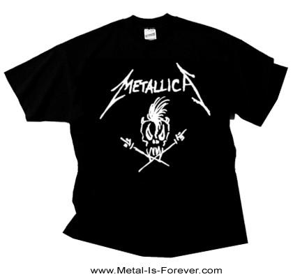 METALLICA -メタリカ- SCARY GUY 「スケアリー・ガイ」 Tシャツ