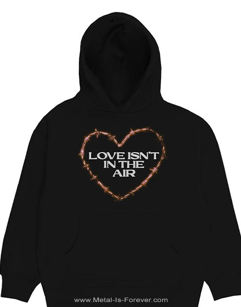 BRING ME THE HORIZON (ブリング・ミー・ザ・ホライズン) LOVE ISN'T IN THE AIR 「ラヴ・イズント・イン・ジ・エアー」 パーカー