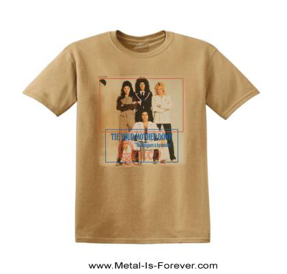 QUEEN (クイーン) TIE YOUR MOTHER DOWN 「タイ・ユア・マザー・ダウン」 Tシャツ(オールド・ゴールド)