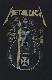 【在庫有り商品】METALLICA -メタリカ- JAMES HETFIELD IRON CROSS GUITAR 「ジェイムズ・ヘットフィールド・アイアン・クロス・ギター」  Tシャツ Sサイズ